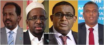 Somalia disputed officers