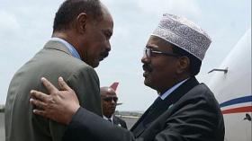 Somalia-Eritrea Presidents