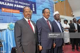 Somalia - Last 3 Presidents