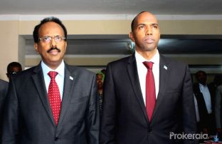 Somalia - President and P.Minister