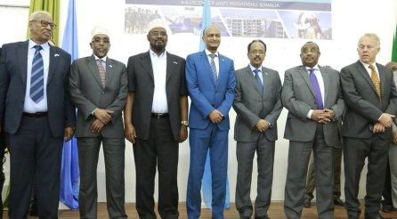 Somalia - Shirka-Muqdisho