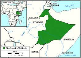 somali - Ethiopian Region