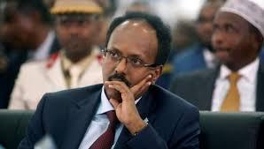 Somali - President in conf.