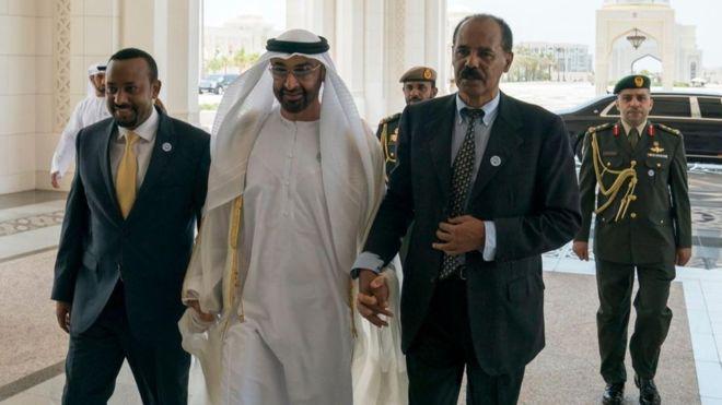 UAE-Etheopia-Eritrea