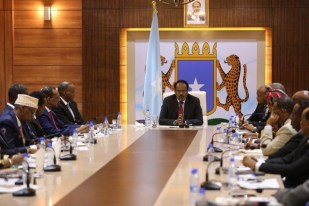 Somalia - Golaha Wasiiradda