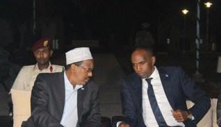 Somalia - President and Prime M